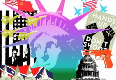 """Atlanta Auditory Association's review on """"Trouble in America"""" by Bloodplums"""