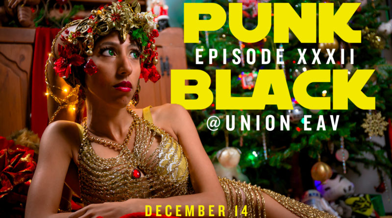 PUNK BLACK Episode 32 is tomorrow night!